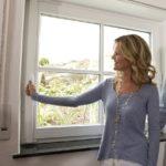 Einbruchschutz Fenster – Abus Stabiles Fenster-Stangenschloss mit Alarm FOS550A W AL0125, 07299