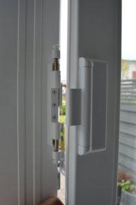 CAL DOUBLEX XL weiß, Fenster- und Türsicherungen