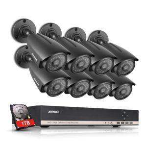 Überwachungskamera Set – Annke 8-Kanal-Überwachungsset